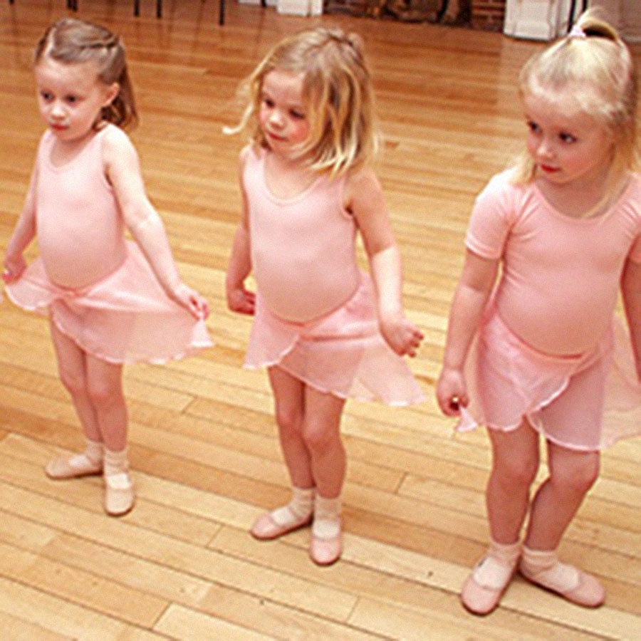 Children's Ballet Classwork